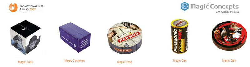 Magic concets®, innovativi articoli promozionali