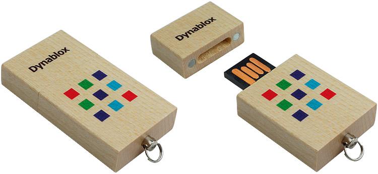 Chiave USB Eco Wood