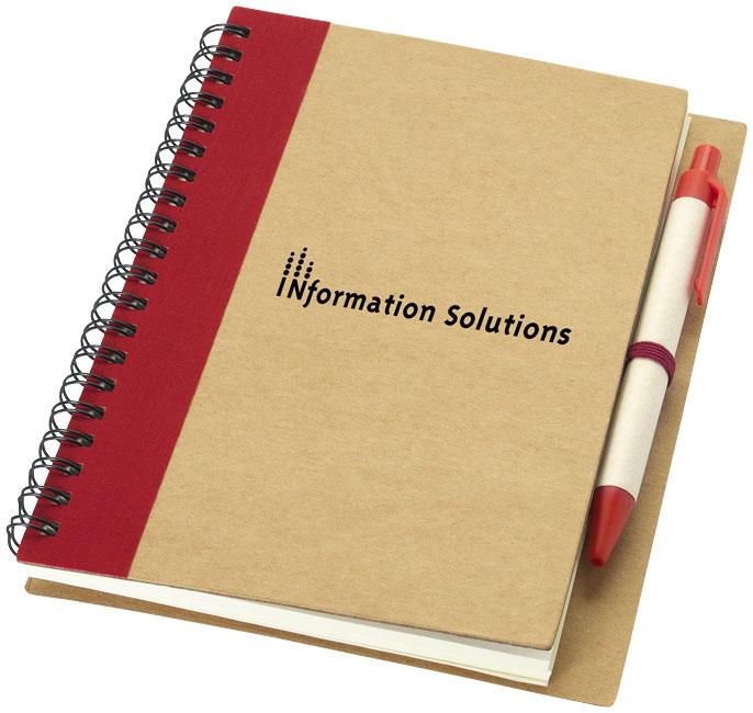 Notebook eco-cartone