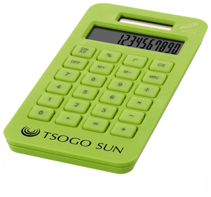 Calcolatrice dal Mais