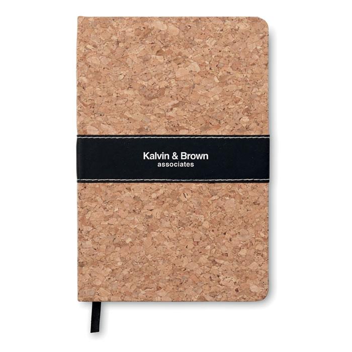Notebook in Sughero