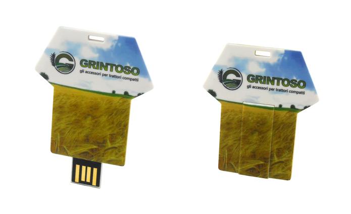 USB T-card