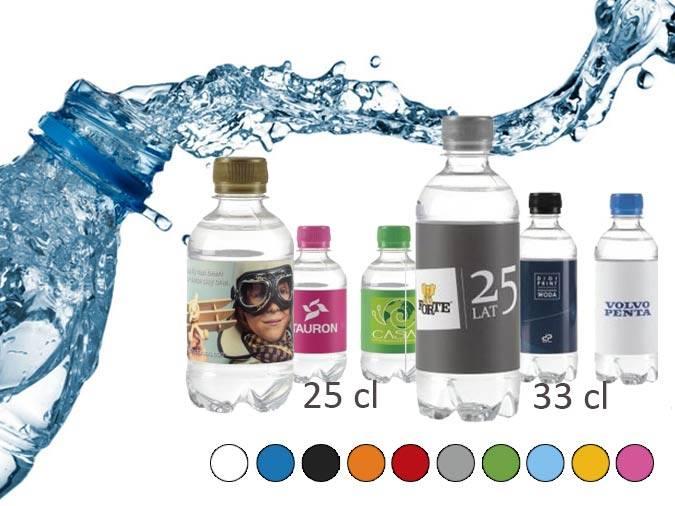 Acqua 25cl. personalizzata