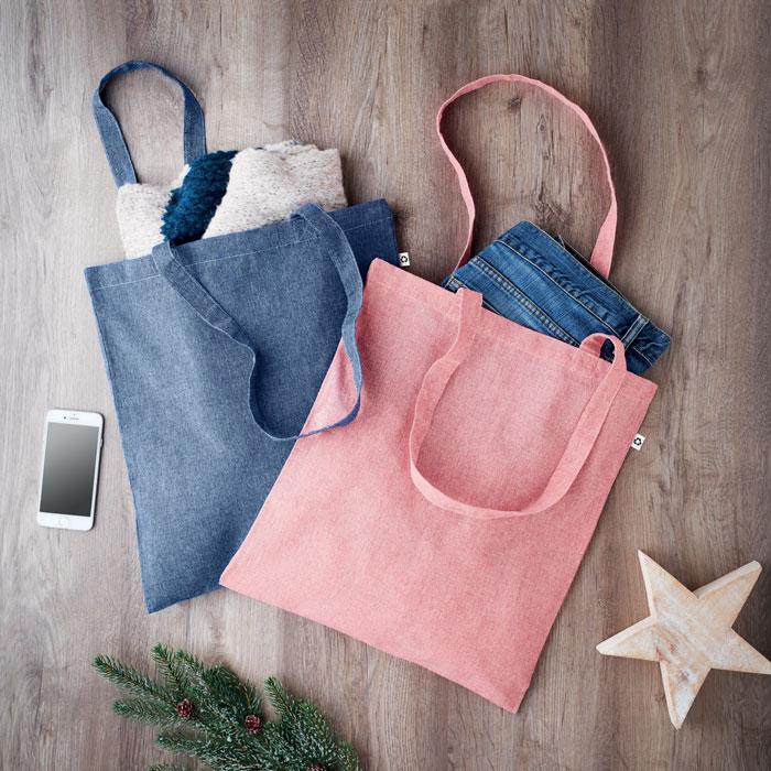 Shopper  tessuti riciclati