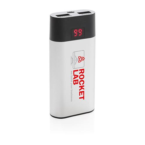 Powerbank Display Digitale