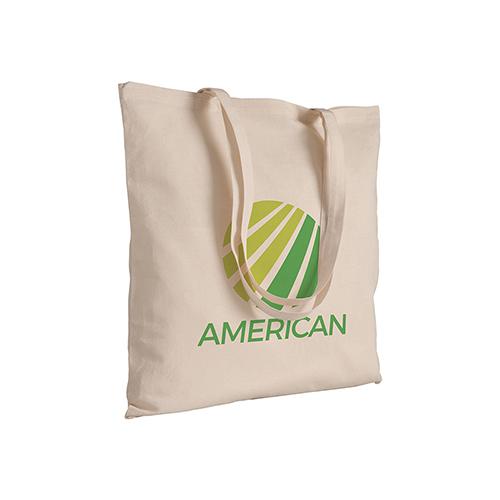 Shopper Cotone 180 gr. Natural resistente