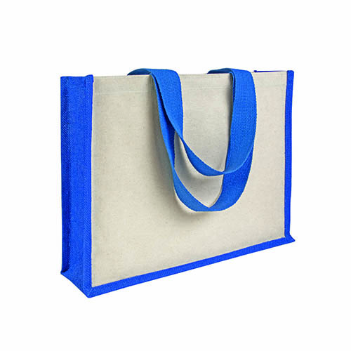 Shopper Juta Canvas Colori