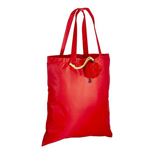 Shopper Ripiegabile Rosa Rossa