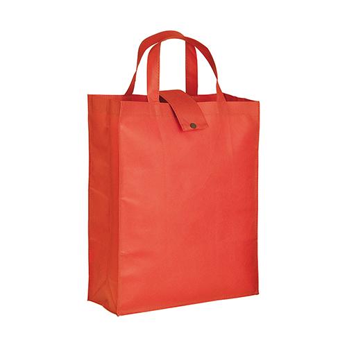 Shopper Ripiegabile TNT Manici Corti