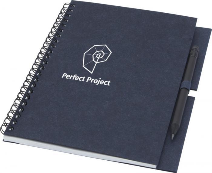 Quaderno carta riciclata FSC